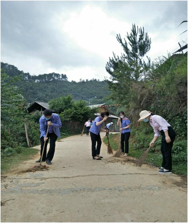 VKSND huyện Mù Cang Chải hưởng ứng Ngày Môi trường thế giới và Ngày quốc tế Đa dạng sinh học